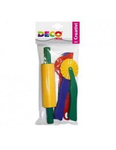 GIOCO DEL 15 ASS.ROSSO/BLU/VERDECM17X12,50