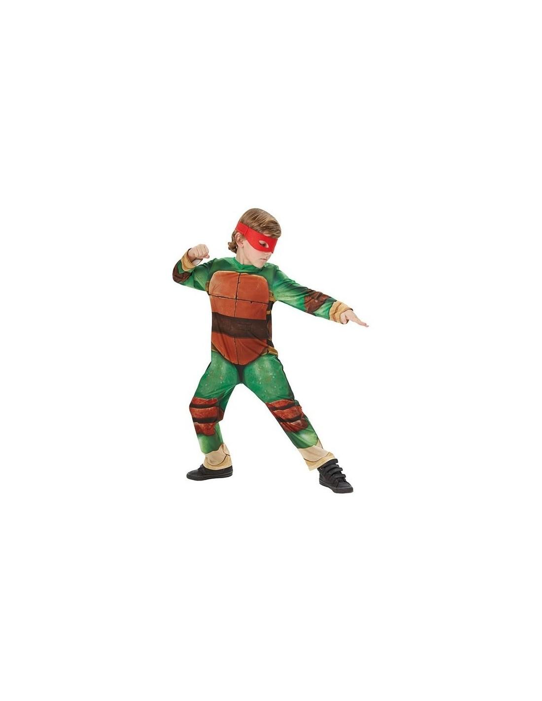 Costume Tartaruga Ninja Tmnt Classico Tg S